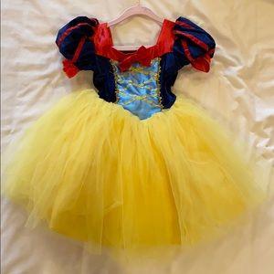 Snow White Costume 3T